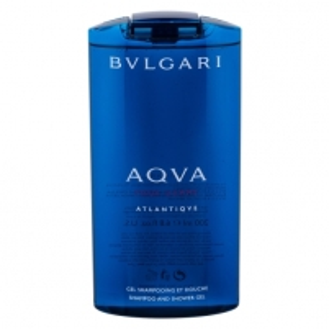Dušo želė Bvlgari Aqva Pour Homme Atlantiqve Shower gel 200ml