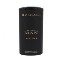 Dušo želė Bvlgari Man In Black Shower gel for Men 200ml Dušo želė