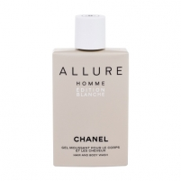 Shower gel Chanel Allure Edition Blanche Shower gel 200ml