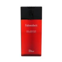 Dušas želeja Christian Dior Fahrenheit Shower gel 200ml