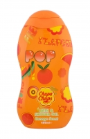 Dušo želė Chupa Chups Orange Scent Shower Gel 400ml