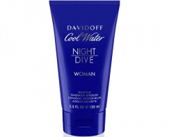 Shower gel Davidoff Cool Water Night Dive For Women 150 ml