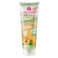 Dušo žele Dermacol Aroma Ritual Shower Gel Apricot & Melon Cosmetic 250ml