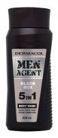 Dušo želė Dermacol Men Agent Black Box Shower Gel 250ml 5in1