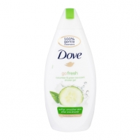 Dušo žele Dove Go Fresh Shower Gel Cucumber Cosmetic 500ml