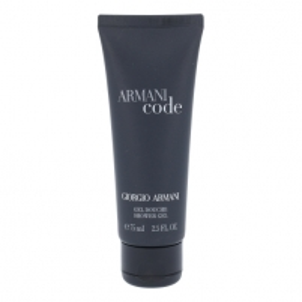 Dušo želė Giorgio Armani Black Code Shower gel 75ml Dušo želė