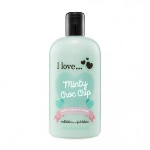 Dušo žele I Love (Minty Choc Chip Bath & Shower Cream) 500 ml