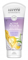 Dušo želė Lavera Active touch Bio Ginger and 200 ml