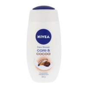 Dušo žele Nivea Care & Cocoa Shower Gel Cosmetic 250ml