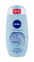 Dušo želė Nivea Clay Fresh Blue Agave & Lavender Shower Gel 250ml