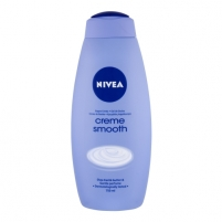 Dušo žele Nivea Creme Smooth Cream Shower Cosmetic 750ml