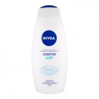 Dušo žele Nivea Creme Soft Cream Shower Cosmetic 750ml Dušo želė
