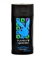 Shower gel Playboy Generation For Him Shower gel for Men 250ml Shower gel