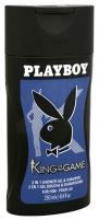 Shower gel Playboy King Of The Game 400 ml
