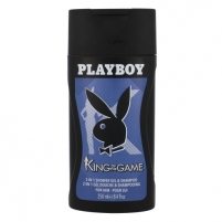 Dušo želė Playboy King of the Game Shower gel 250ml