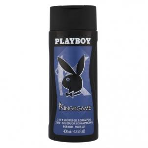 Shower gel Playboy King of the Game Shower gel 400ml