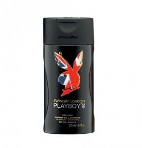 Shower gel Playboy London Shower gel 250ml Shower gel