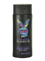 Dušas želeja Playboy New York Shower gel 400ml