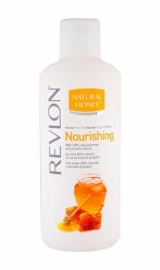 Dušo želė Revlon Natural Honey Nourishing Shower Gel 650ml