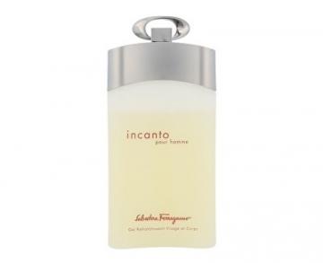 Dušo žele Salvatore Ferragamo Incanto Pour Homme - Shower Gel - 150 ml Dušo želė
