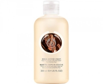Dušo žele The Body Shop Dry (Shower Cream) Shea (Shower Cream) 250 ml Dušo želė