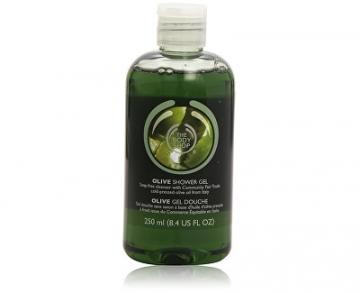 Dušo žele The Body Shop Olive shower gel without soap Olive (Shower Gel) 250 ml Dušo želė