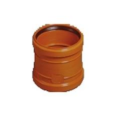Dviguba lauko kanalizacijos mova Magnaplast KG-REMM, d 160 External water couplings