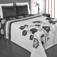 Dvipusė lovatiesė Gėlių Sodas, 250x260 cm