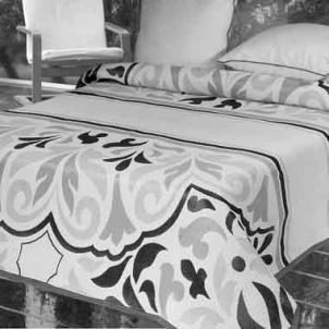 Dvipusė lovatiesė Klasikos Pustoniai, 250x260 cm