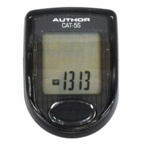 Dviračio kompiuteris Cat 5S black Dviračių spidometrai ir priedai