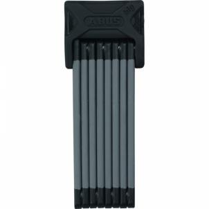 Dviračio spyna 6000/120 Bordo big black Dviračių spynos, užraktai