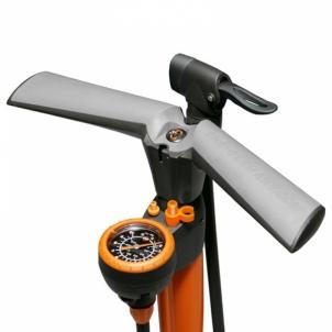 Dviratinė pompa Airworx 10.0 MV head orange