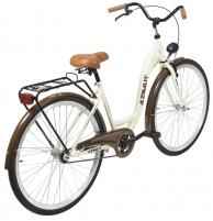 Velosipēds AZIMUT Classic 28 2020 cream Pilsētas velosipēdi
