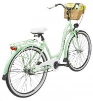 Dviratis AZIMUT Sarema ALU 28 Nexus3 2020 mint Miesto dviračiai