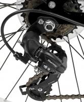 Dviratis AZIMUT Sarema ALU 28 TX 6-speed 2019 black City bikes