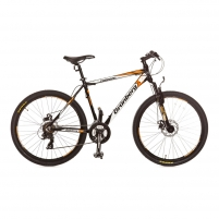 Dviratis Forward 26er 21sp Men Orange-Black Bikes available