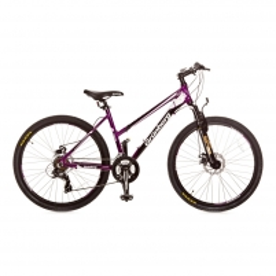 Velosipēds Forward 26er 21sp Ws Black purple Kalnu (MTB) velosipēdi