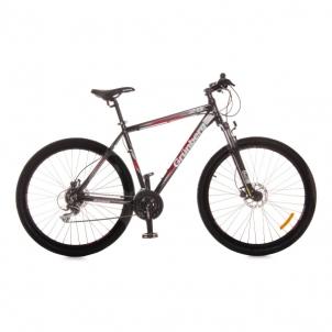 Dviratis Forward 29er 24sp Black/Red 29er bikes