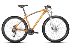 Dviratis Karbon Spike B30 29 2016 orange 21 29er bikes