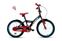 Dviratis Limber 20 black-red Велосипеды для детей