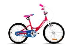 Dviratis Limber Wave 20 pink-blue Велосипеды для детей