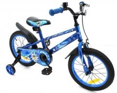 Dviratis Magic Bike 16 2019 blue