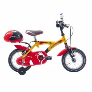 Dviratis Makk Giallo/Nero Carratt size 12 Bikes for kids