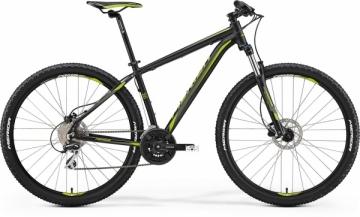 Dviratis Merida BIG.NINE 20-D 2017 black -21 29er bikes