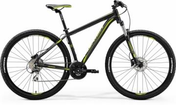 Dviratis Merida BIG.NINE 20-D 2018 black 29er bikes