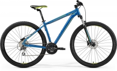 Dviratis Merida BIG.NINE 20-D 2019 blue M(17) 29er bikes