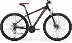 Dviratis Merida BIG.NINE 20-D 2019 matt black 29er bikes