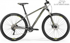 Dviratis Merida BIG.NINE 300 2019 silk anthracite XL(20) 29er bikes