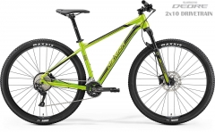 Dviratis Merida BIG.NINE 500 2019 green XXL(22)