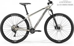 Dviratis Merida BIG.NINE 500 2019 silk titan XL(20) 29er bikes